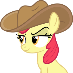 Apple Bloom ready for colts by Magister39