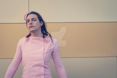 Dr Girlfriend (Venture Brothers) Cosplay 3