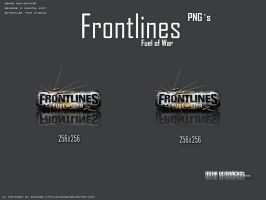 Frontlines fuel of War by 3xhumed