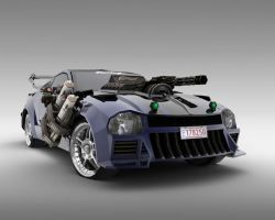 car by ducefx