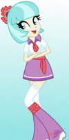 Coco Pommel - Equestria Girls by SJArt117
