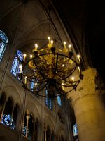 candelight in cathedral by laughcrylive