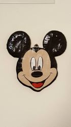 Mickey Mouse Hanger by DuctileCreations