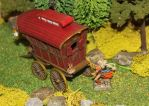 Ezmeralda's wagon Dungeons and Dragons converion 5 by MrVergee