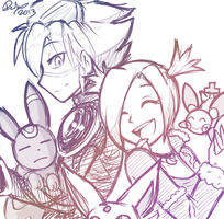 Colosseum team by firehorse6