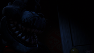 (FNaF SFM) First Nightmare of This Night by Ferg-E