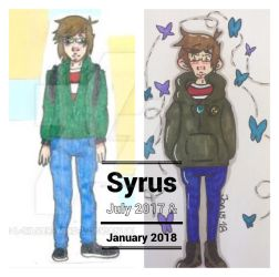 Syrus 2017 -2018 by l-Silver-Wind-l