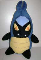 Lifesize Karrablast Plush by sorjei