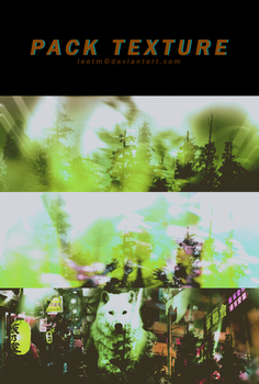 .pack-texture // wild-green by LeeTM