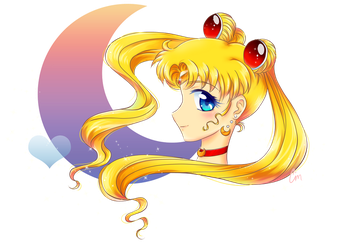 Moon Prism Power, make up!! by Lady-Butterfly19