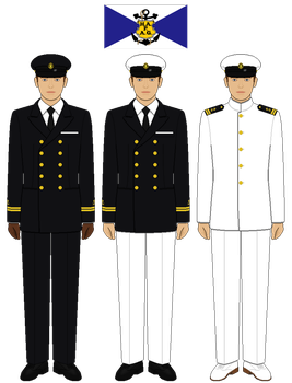 HAPAG Officer Dress Uniforms by tsd715