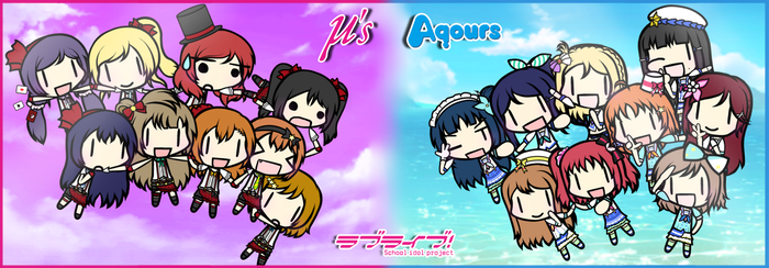 [Custom]Love Live! All-Stars by dihaiqal