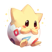 Commission: Togepi