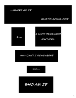 Remember Me Not--page 1 by Melaninny