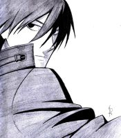 Hei Darker Than Black by Siff-Moonshine