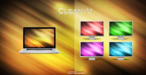 Clean V by MathieuOdin