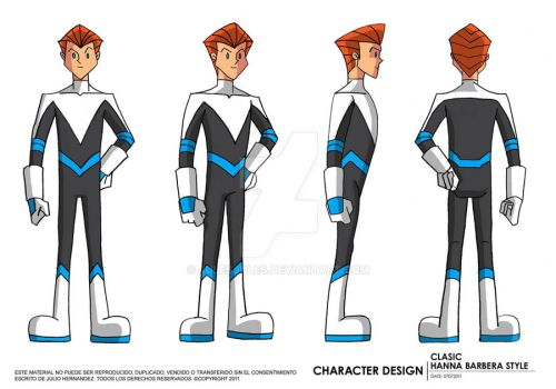 Character Design 1 by julesjules