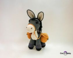 Donkey Nymous by Crocsbetty