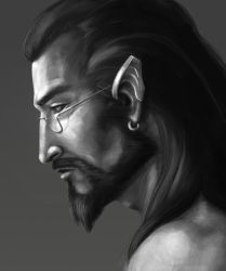 Digital Greyscale Savos by Tamarandom