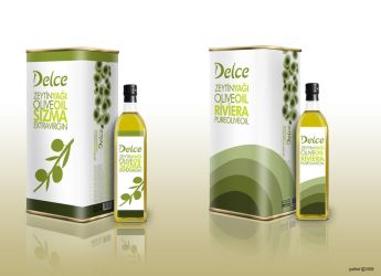 Delce Packaging Design by grafiket