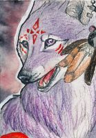 .: Carefree- ACEO :. by Shien-Ra