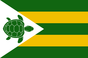 Spanish Florida Keys Flag by FederalRepublic