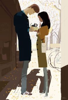We'll call her Autumn by PascalCampion
