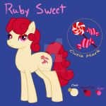 [OPEN] MLP Adopt 1 - Ruby Sweet 100pts by Lyrizel
