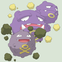 Pokemon Base 41~Koffing Evolution~