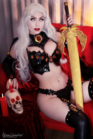Lady Death cosplay by adami-langley