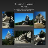 Rising Heights Pack 43 by Elandria