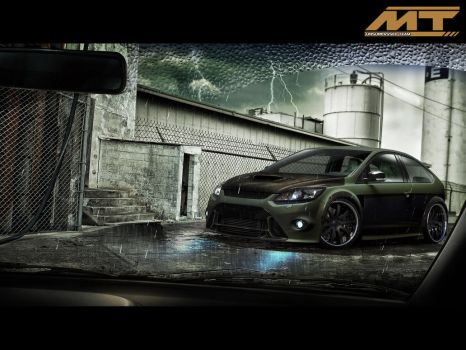 Ford Focus ST by Codistyle
