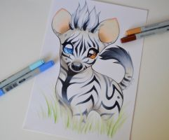 Tell our Imperfections that it's OK! by Lighane
