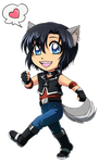Chibi: WB Fred by Zue
