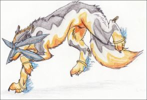 .The Masked Wolf. by BrittanyWillows