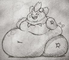 Chubby Cherrim by Ramironia