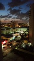 Miami Beach At Night by Slicenndice