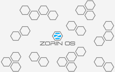 Zorin OS 7 - Grey Wallpaper Respin by sonicboom1226