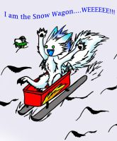 I aM tHe SnOw WaGoN by CrystalNori