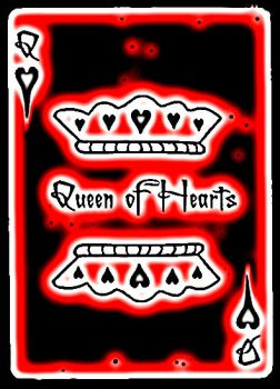 Queen Of Hearts by caeli