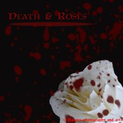 Death and  Roses by GothicRavenMidnight