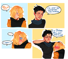 [YOI] POST//Age approprate love interest by KitsuneZakuro
