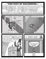 MashStache: Issue 1: Page 1 by SnD-Frostey