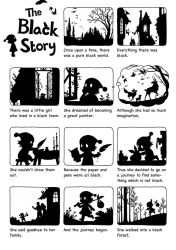 new version of The Black Story(1/4) by Evaty