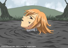Refia Sinking in Quicksand 03 by A-020