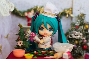 Miku Christmas by kixkillradio