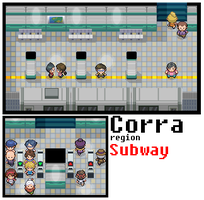 Corra Subway by BoOmxBiG