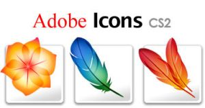 Adobe CS2 Icons by rolandolb