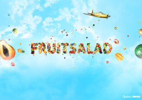 FRUITSALAD by typefunk