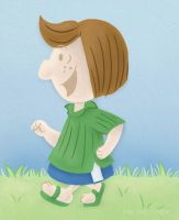Peppermint Patty by JellySoupStudios